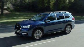 Subaru Ascent TV Spot, 'Momentos importantes' [Spanish] [T1] - Thumbnail 1