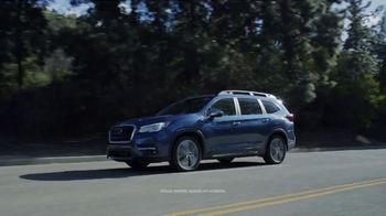 Subaru Ascent TV Spot, 'Momentos importantes' [Spanish] [T1] - Thumbnail 8