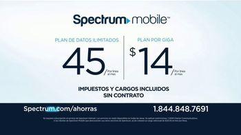 Spectrum Mobile TV Spot, 'Familia' [Spanish] - Thumbnail 8