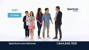 Spectrum Mobile TV Spot, 'Familia' [Spanish] - Thumbnail 2
