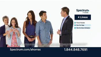 Spectrum Mobile TV Spot, 'Familia' [Spanish] - Thumbnail 5