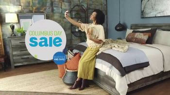 Ashley HomeStore Columbus Day Sale TV Spot, 'Discover and Save' Song by Midnight Riot - Thumbnail 1