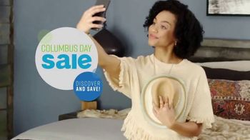 Ashley HomeStore Columbus Day Sale TV Spot, 'Discover and Save' Song by Midnight Riot