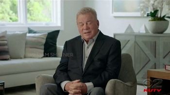 SoClean TV Spot, 'Healthy Sleep Every Night: $50 Off' Featuring William Shatner - Thumbnail 1