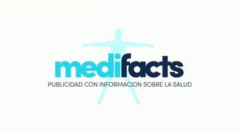 Theraflu Multi-System Severe Cold TV Spot, 'Medifacts: alivio rápido' [Spanish] - Thumbnail 1