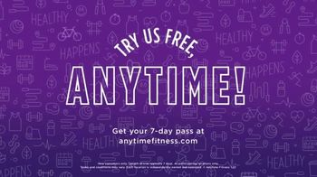 Anytime Fitness TV Spot, 'Healthy Happens: 7 Day Pass' Song by Lizzo & Caroline Smith - Thumbnail 10