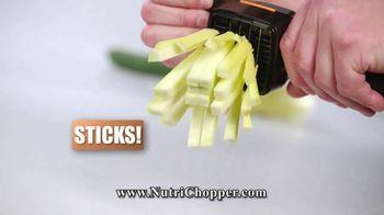 NutriChopper TV Spot, 'Lightning Speed: $19.99'