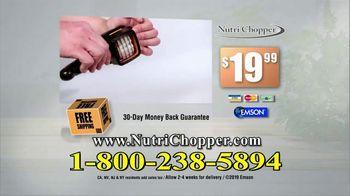 NutriChopper TV Spot, 'Lightning Speed: $19.99' - Thumbnail 10