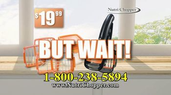 NutriChopper TV Spot, 'Lightning Speed: $19.99' - Thumbnail 9