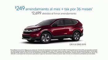 2019 Honda CR-V TV Spot, 'Dog Wheels' [Spanish] [T2] - Thumbnail 7