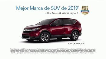 2019 Honda CR-V TV Spot, 'Dog Wheels' [Spanish] [T2] - Thumbnail 8