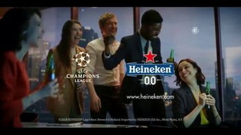 Heineken 0.0 TV Spot, 'Better Together: Office' Song by Eric Carmen - Thumbnail 5