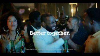 Heineken TV Spot, 'Better Together' Song by Eric Carmen - Thumbnail 4