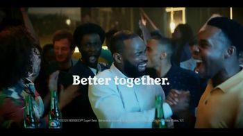 Heineken TV Spot, 'Better Together' Song by Eric Carmen - Thumbnail 5