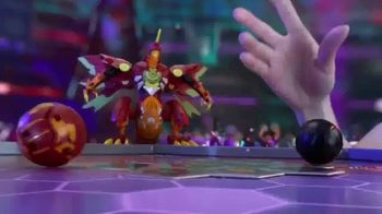 Bakugan Dragonoid Maximus TV Spot, 'Transform'