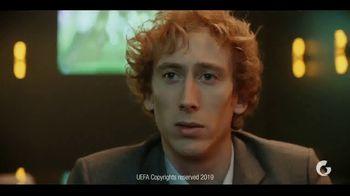 Heineken TV Spot, 'UEFA Champions League: juntos es mejor' canción de Eric Carmen [Spanish]