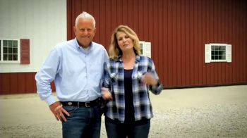 Morton Buildings TV Spot, 'During Our Travels' Featuring Rodney Miller and Jann Carl - 10 commercial airings