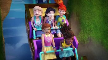 LEGO Friends Heartlake City Amusement Pier TV Spot, 'Fun With Friends'
