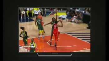 YouTube TV TV Spot, 'Watch the WNBA' - 8 commercial airings
