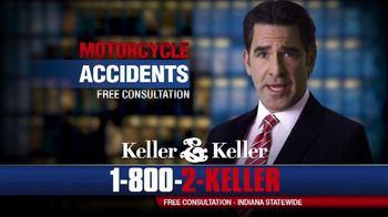 Keller & Keller TV Spot, 'Motorcycle Accidents' - Thumbnail 10
