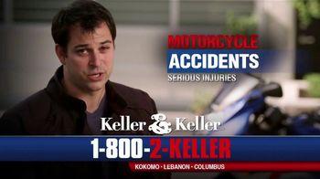 Keller & Keller TV Spot, 'Motorcycle Accidents' - Thumbnail 2