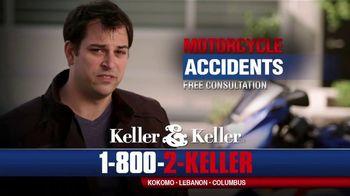Keller & Keller TV Spot, 'Motorcycle Accidents' - Thumbnail 3