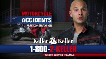 Keller & Keller TV Spot, 'Motorcycle Accidents' - Thumbnail 4