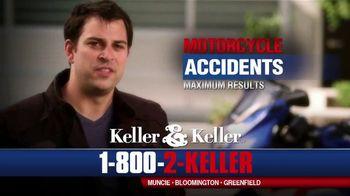 Keller & Keller TV Spot, 'Motorcycle Accidents' - Thumbnail 5