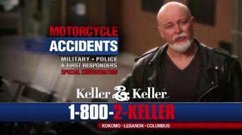 Keller & Keller TV Spot, 'Motorcycle Accidents' - Thumbnail 6