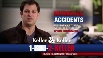 Keller & Keller TV Spot, 'Motorcycle Accidents' - Thumbnail 7