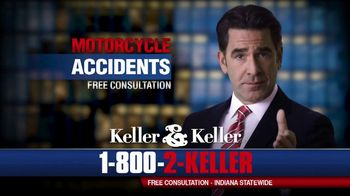 Keller & Keller TV Spot, 'Motorcycle Accidents'