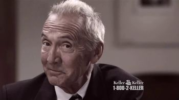 Keller & Keller TV Spot, 'Accident Injuries: All You Have to Do Is Sign'