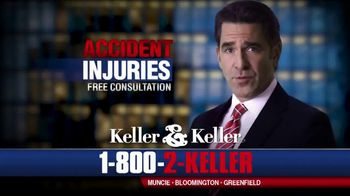 Keller & Keller TV Spot, 'Accident Injuries: All You Have to Do Is Sign' - Thumbnail 10