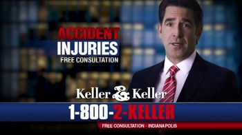 Keller & Keller TV Spot, 'Accident Injuries: All You Have to Do Is Sign' - Thumbnail 7