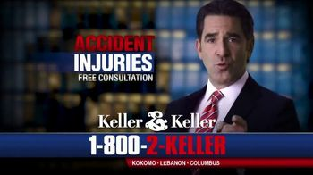 Keller & Keller TV Spot, 'Accident Injuries: All You Have to Do Is Sign' - Thumbnail 9