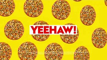 Papa Murphy's Cowboy Pizza TV Spot, 'Yeehaw!'