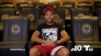 Visit Philadelphia TV Spot, 'Feel It' - Thumbnail 2