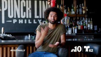 Visit Philadelphia TV Spot, 'Feel It' - Thumbnail 5