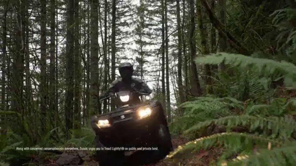 Suzuki Quad Fair Sales Event TV Commercial, 'More for Less'