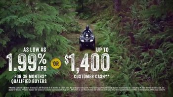 Suzuki Quad Fair Sales Event TV Spot, 'More for Less' - Thumbnail 5