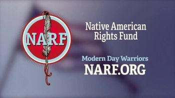 Native American Rights Fund (NARF) TV Spot, 'Right to Vote' - Thumbnail 8