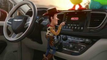 Chrysler Pacifica TV Spot, 'Disney Junior: Toy Story 4' [T1] - Thumbnail 1