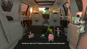 Chrysler Pacifica TV Spot, 'Disney Junior: Toy Story 4' [T1] - Thumbnail 3