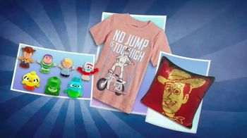 Kohl's TV Spot, 'Disney Channel: Toy Story 4 Gear'