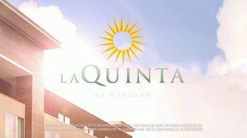 La Quinta Inns and Suites TV Spot, 'Tomorrow You Triumph: Three Time Zones' - Thumbnail 9