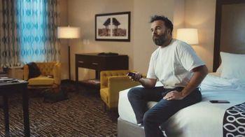 La Quinta Inns and Suites TV Spot, 'Tomorrow You Triumph: Three Time Zones' - Thumbnail 5