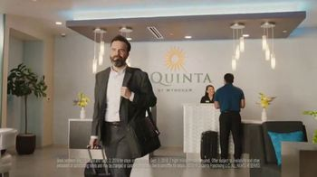 La Quinta Inns and Suites TV Spot, 'Tomorrow You Triumph: Three Time Zones' - Thumbnail 8