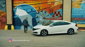 2019 Honda Civic LX TV Spot, 'Life Is Better' [T2]