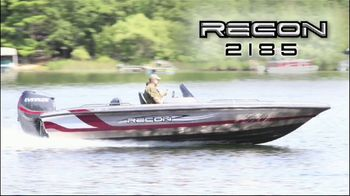 Recon Boats Recon 2185 TV Spot, 'Built for Fishermen'