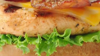 Chick-fil-A Smokehouse BBQ Bacon Sandwich TV Spot, 'Jarell and Brittany: It's Back' - Thumbnail 4